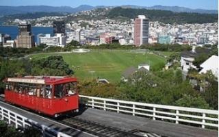 紐西蘭首都 威靈頓 Wellington 地點介紹 - GLC鉅霖遊學